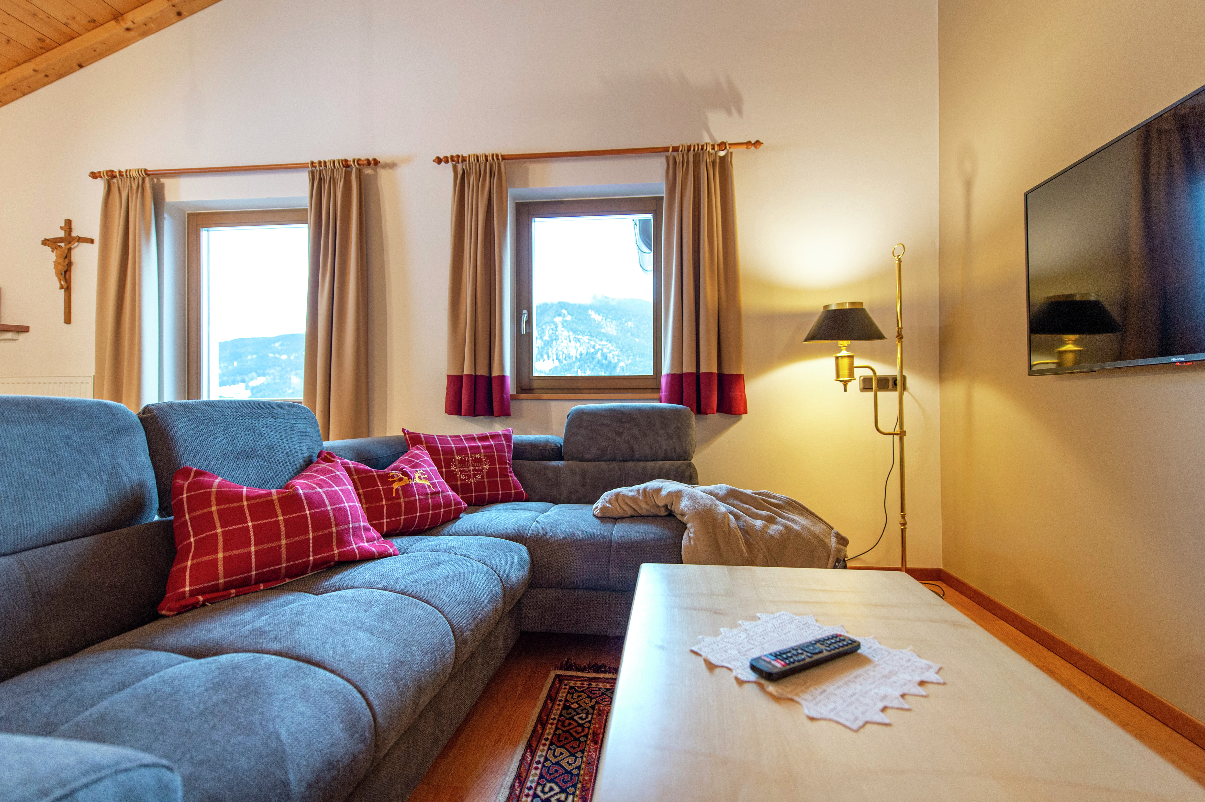 Apartment ''Mont Seuc''