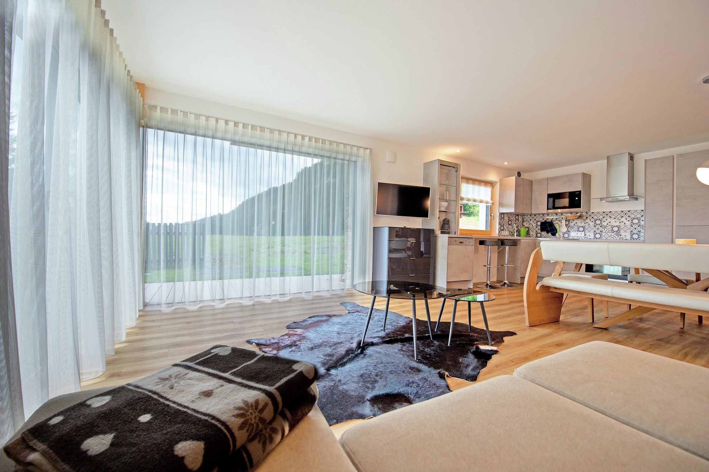 NEW Apartment in Villa Valeria in Selva Val Gardena